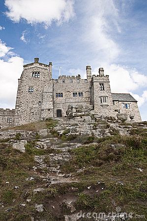 St. Michael s Mount, Marazion, Cornwall, UK