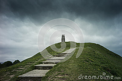 St. Michael s Tower on Glastonbury Tor