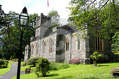 St Michaels, Rydal.