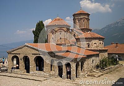St. Naum monastery