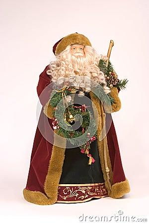 St. Nicholas Christmas Statue