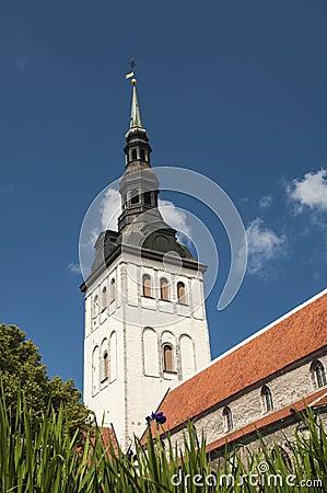 St Nicholas Church Tallinn