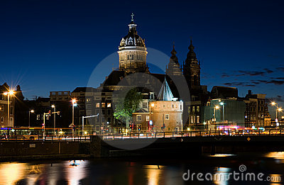 St Nicolaas Church, Amsterdam