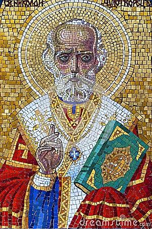 St.Nikolas icon