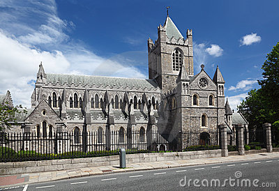St. Patrick s Cathedral in Dublin, Ireland