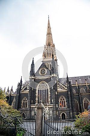 St Patrick s Cathedral in Melbourne Australia1
