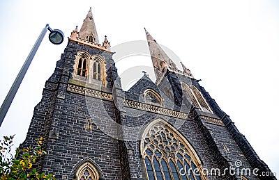 St Patrick s Cathedral in Melbourne Australia3