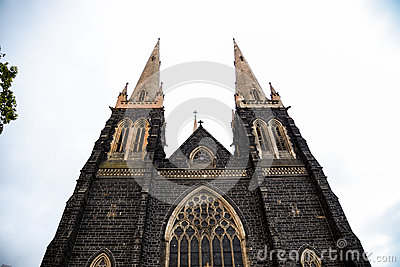 St Patrick s Cathedral in Melbourne Australia4