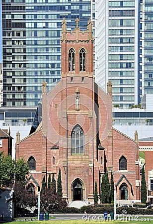 St. Patrick s Church San Francisco