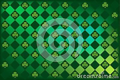 St Patrick s clover  argyle