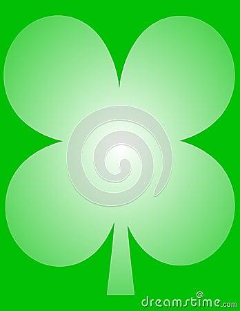 St. Patrick s Clover Leaf