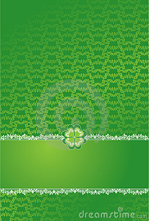 St. Patrick s Day background,