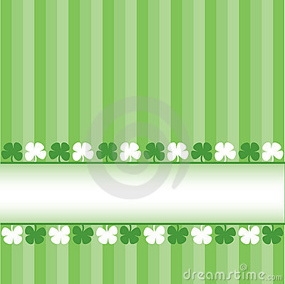 St. Patrick s Day banner