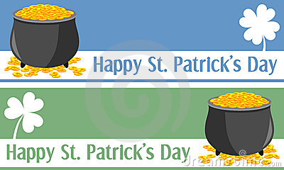 St. Patrick s Day Banners [1]