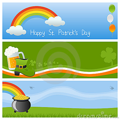 St. Patrick s Day Banners [3]