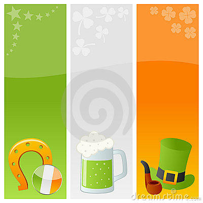 St. Patrick s Day Banners [4]