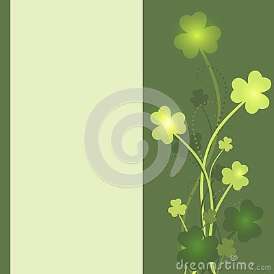 St. Patrick s Day card