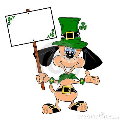 St Patrick s day cartoon