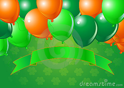St. Patrick s Day Celebration Balloons