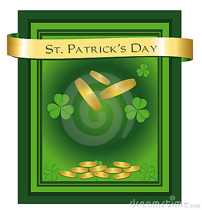 Free St. Patrick S Day Congratulations Stock Images - 18288564