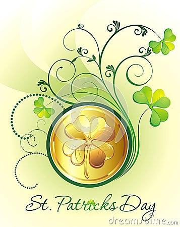 St. Patrick s Day frame