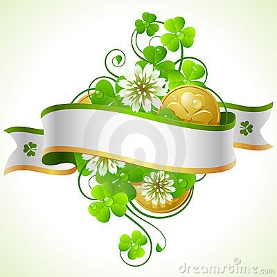 Free St. Patrick S Day Frame 5 Royalty Free Stock Photo - 18545025