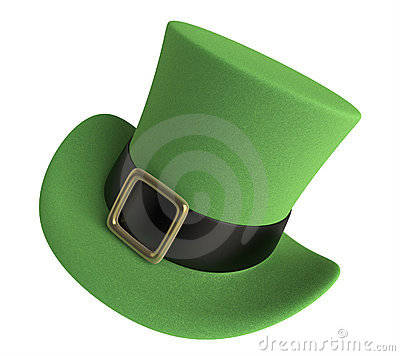 Free St Patrick S Day Hat Royalty Free Stock Photos - 17219518