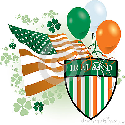 St Patrick s Day Icon