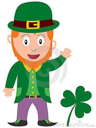 St. Patrick s Day Leprechaun