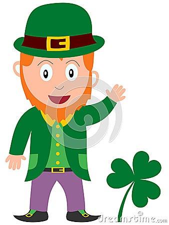 St. Patrick s Day Leprechaun