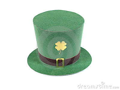 St. Patrick s Day leprechaun hat