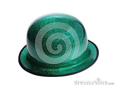 St. Patrick s day Leprechaun hat with path