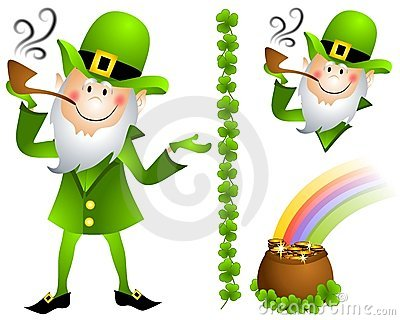 St. Patrick s Day Leprechaun Pot of Gold 2