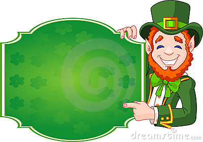 St. Patrick s Day Lucky Leprechaun