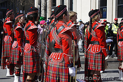 St. Patrick s Day Parade Editorial Stock Photo
