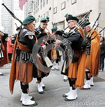 Free St. Patrick S Day Parade Stock Photo - 23940980