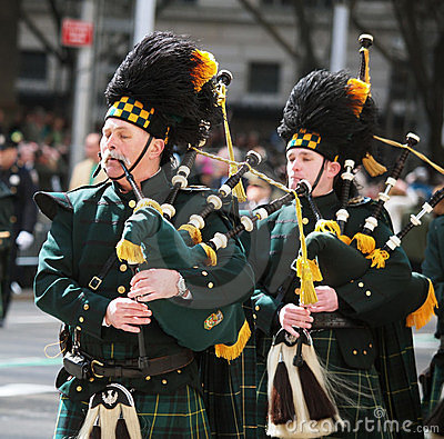 St. Patrick s Day Parade Editorial Image