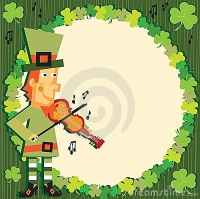 St. Patrick s Day Party leprechaun Invitation