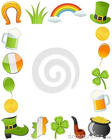 St. Patrick s Day Photo Frame