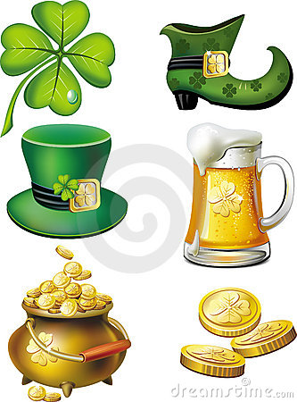 St. Patrick s day set