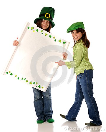 St. Patrick s Day Sign