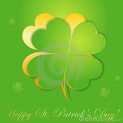 St. Patrick s Day sticker