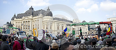 Saint Patrick s Day in Bucharest 2 Editorial Image