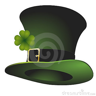 St. Patrick s stovepipe hat