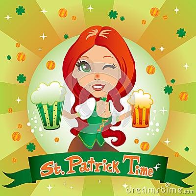 St. Patrick s Time