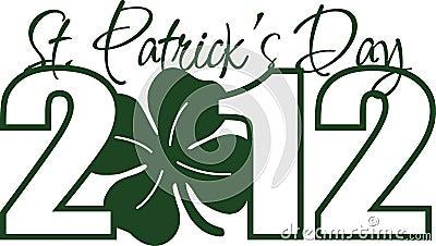 St. Patricks Dag 2012