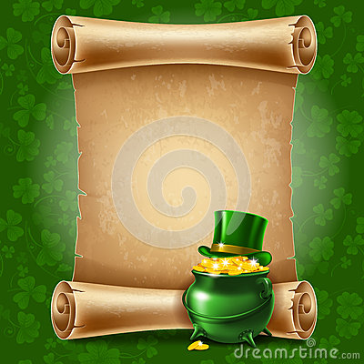 Free St.Patricks Day Background Stock Photo - 37071540