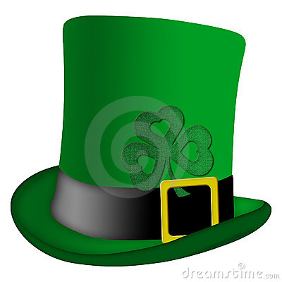 St Patricks Day Leprechaun Irish Hat