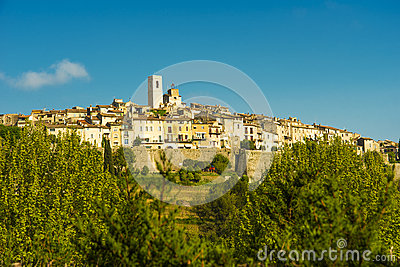 St Paul de Vence Editorial Photo