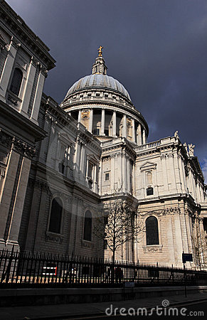 St Paul s Cathedral in London